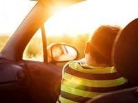 گرمازدگی در ماشین، جان کودک ۶ساله را گرفت