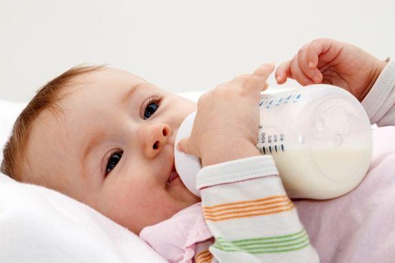 شیرخشکهای رژیمی و آلرژیک تامین شدند
