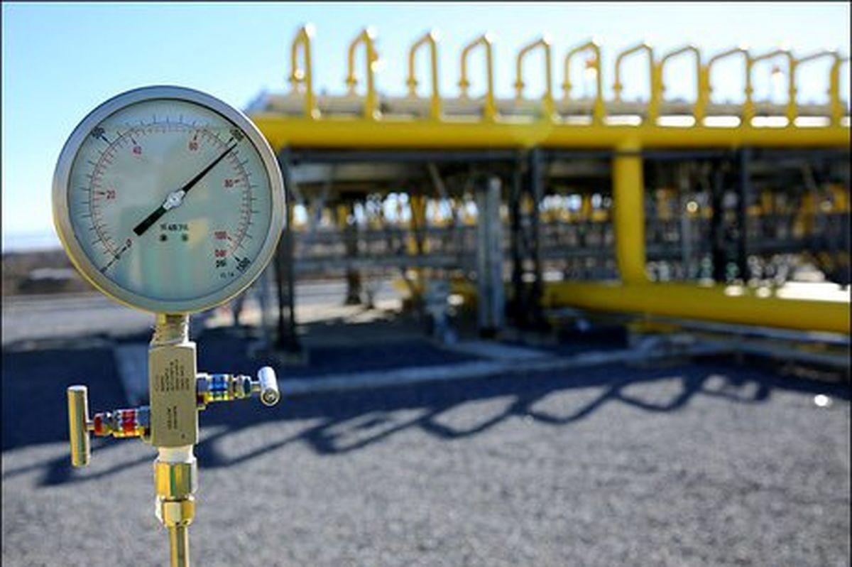 آمریکا در تولید گاز طبیعی رکورد میزند