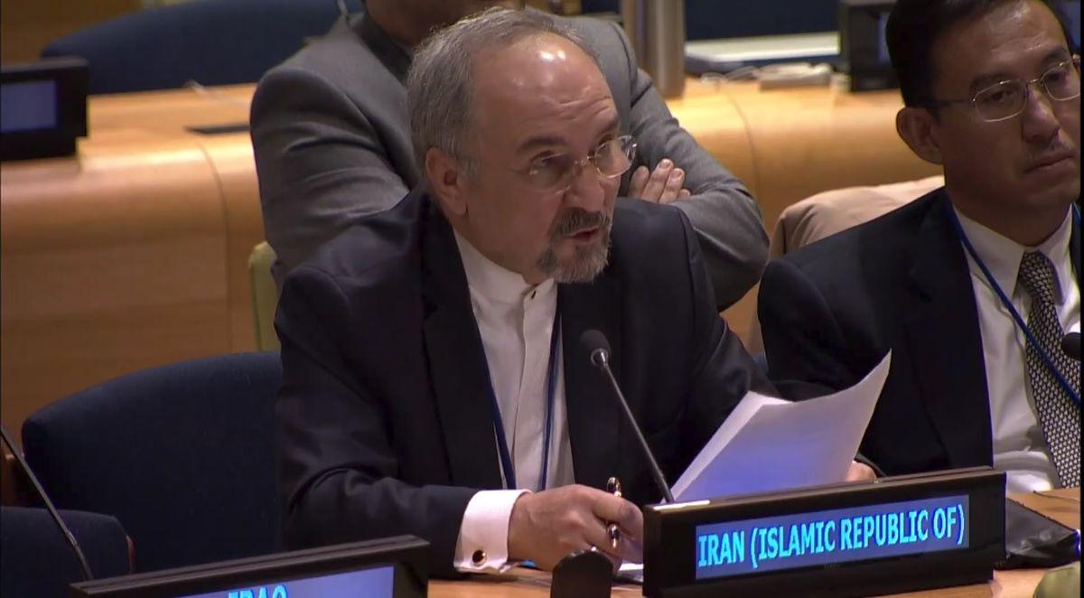 ایران جامعه بین المللی را علیه تحریمهای یکجانبه فراخواند