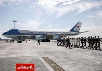 استقبال توهین آمیز از اوباما در فرودگاه هانگژوی چین
