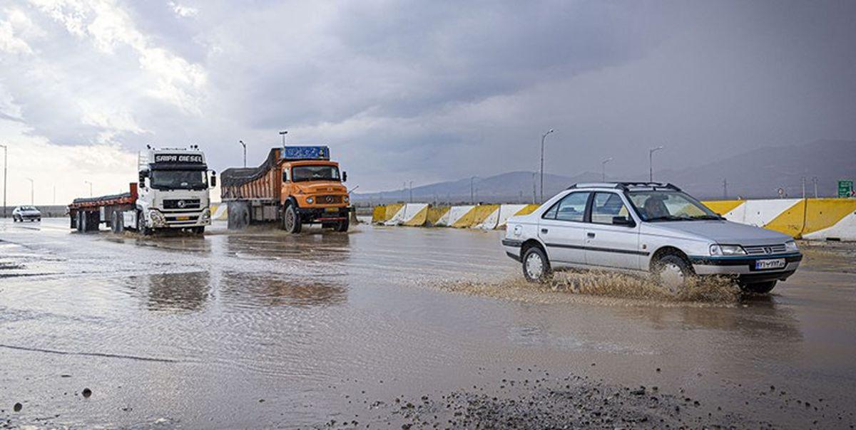 پیش بینی بارش باران شدید در اغلب شهرها