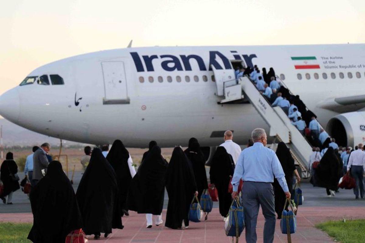 26هزار نفر زائر ایرانی عازم عربستان شدند