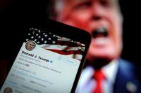 توییتر روی پست ترامپ برچسب