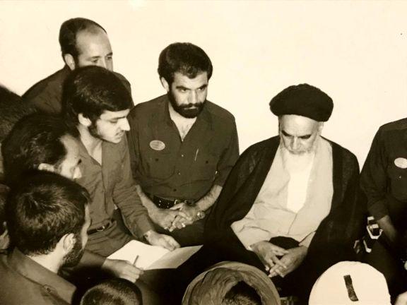 خاطره ناگفته وزیر پیشنهادی آموزش و پرورش از دیدار با امام خمینی +عکس