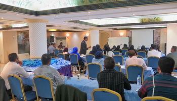 برگزاری دومین دوره آموزش تکنیکهای فروش و اصول بازاریابی BYD