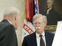 درگیری لفظی شدید در کاخ سفید