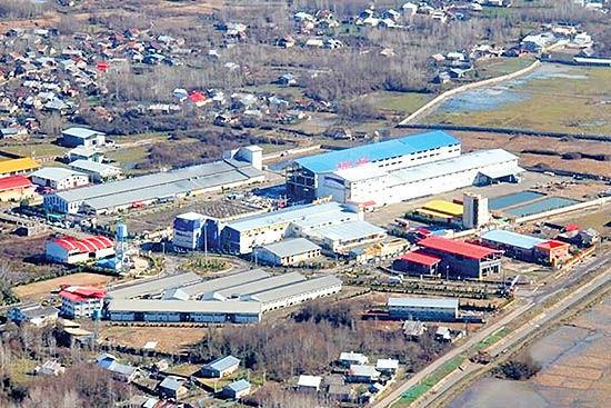 7هزار میلیارد ریال صرف شهرکهای صنعتی در حال ساخت شد