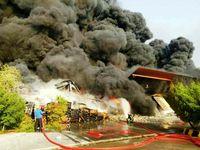 دلیل آتشسوزی پتروشیمی بوعلی چه بود؟