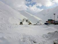 سقوط بهمن جان دو کوهنورد را در گردنه خان بانه گرفت