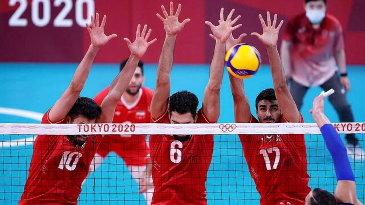 اعلام اسامی دعوت شده به اردوی تیم ملی والیبال
