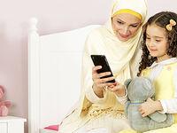 تاثیر فضای مجازی در هویت و تربیت فرزندان