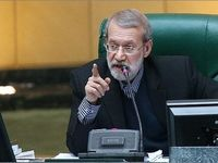 لاریجانی:بررسی استعفای نمایندگان در جلسه امروز