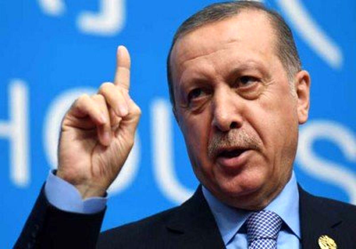 اردوغان: روابط خود را با ایران گسترش دادهایم