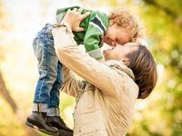 چگونه یک مادر شاد و خوشبخت باشید؟