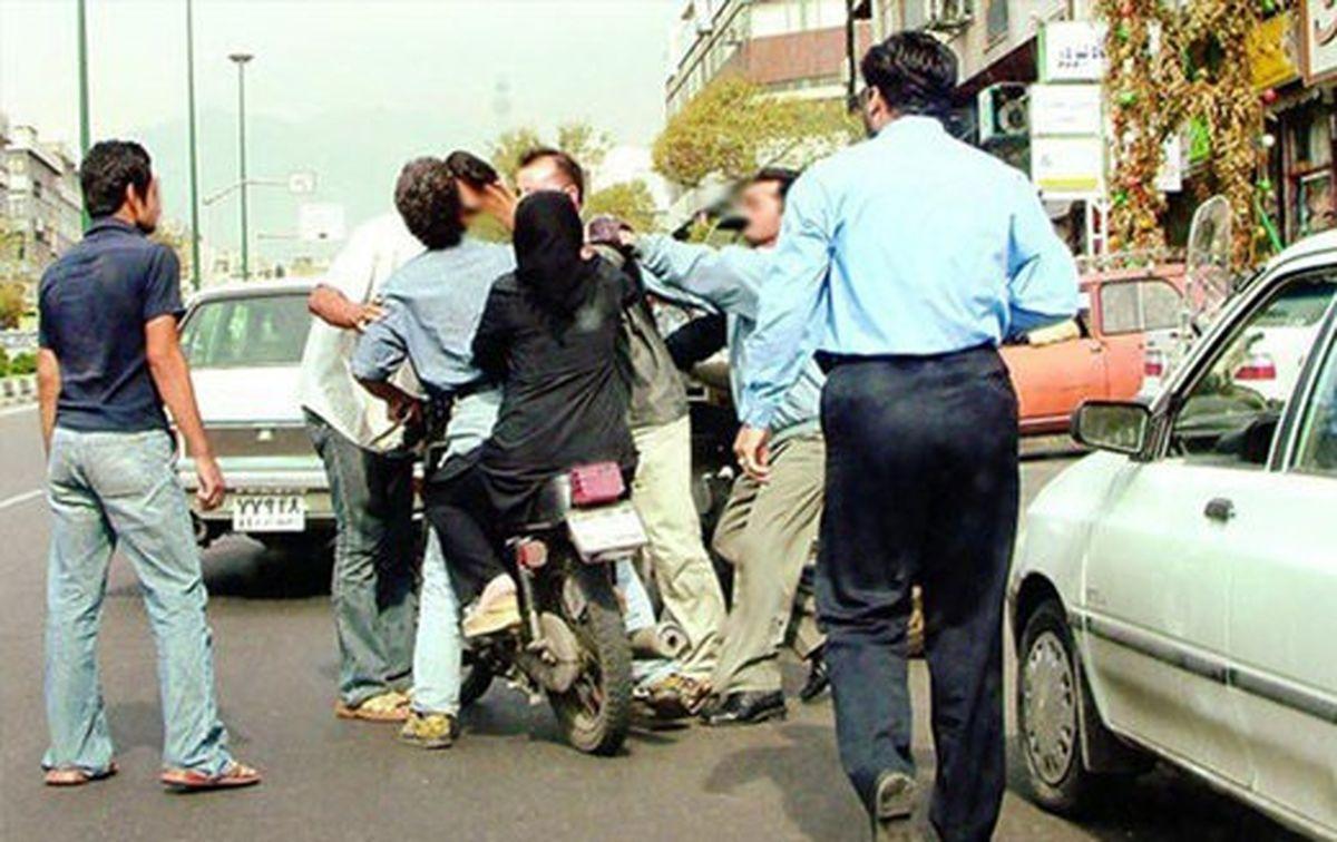 نزاع جمعی در میبد سه زخمی بر جا گذاشت