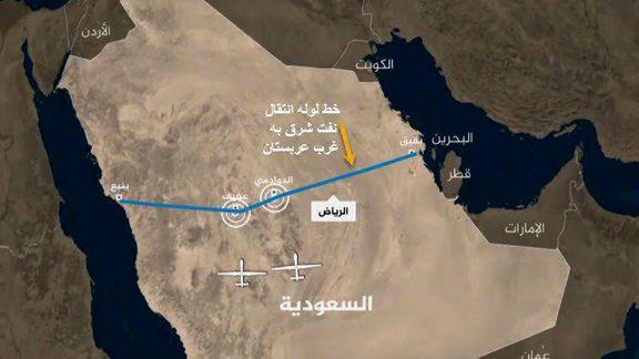 حمله یمن به فرودگاه جیزان عربستان