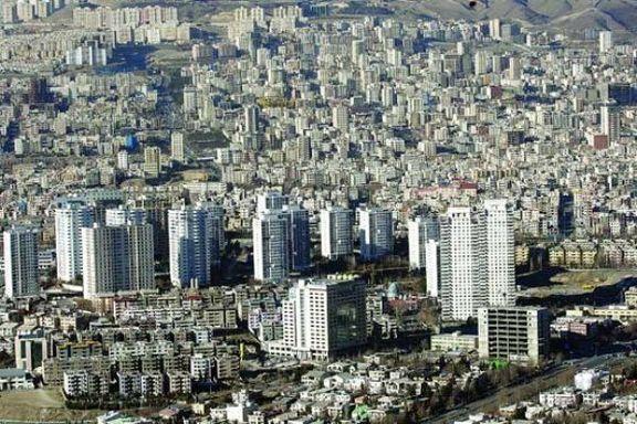 تغییر تورم منطقهای در بازار مسکن
