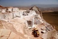 سرنوشت سنگهای مرمر پرتقالی رنگ چه میشود؟