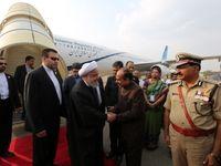 روحانی: روابط ایران و هند در مسیر صحیحی قرار دارد +تکمیلی