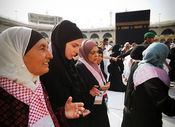 ملکه اردن به مکه رفت +تصاویر