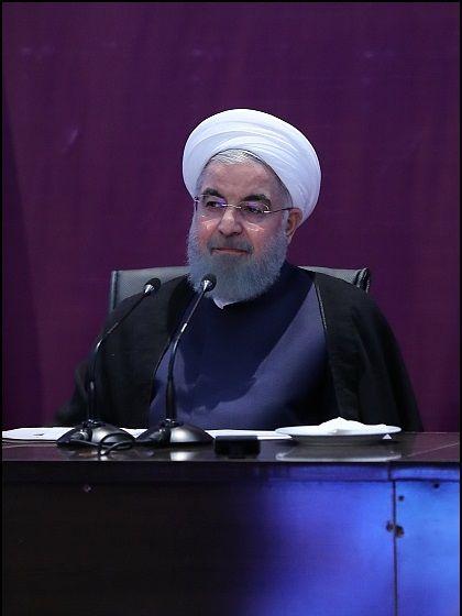 دیدار رییس جمهور با برگزیدگان و نخبگان استان هرمزگان