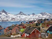 گرینلند کجاست؟ +تصاویر
