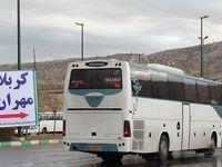 مصدومیت ۲۲ زائر ایرانی در عراق +اسامی