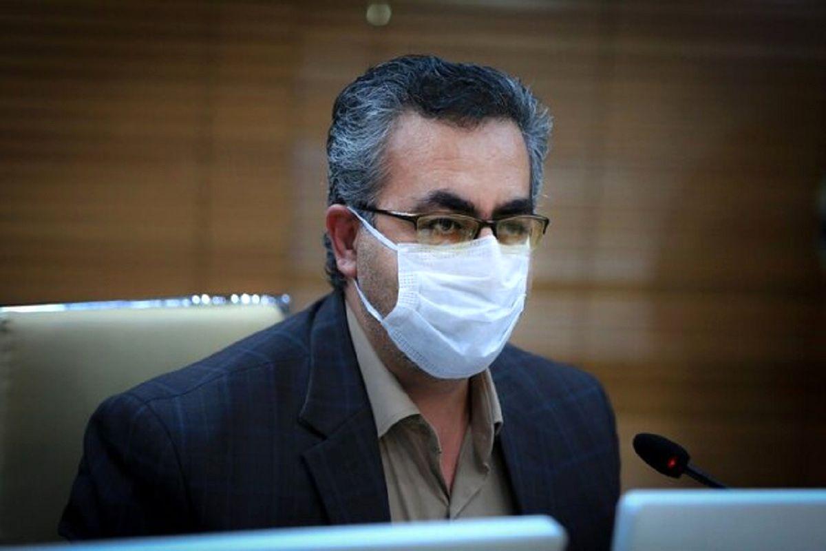 جهانپور: درخواست VIP واکسیناسیون را نمیپذیریم