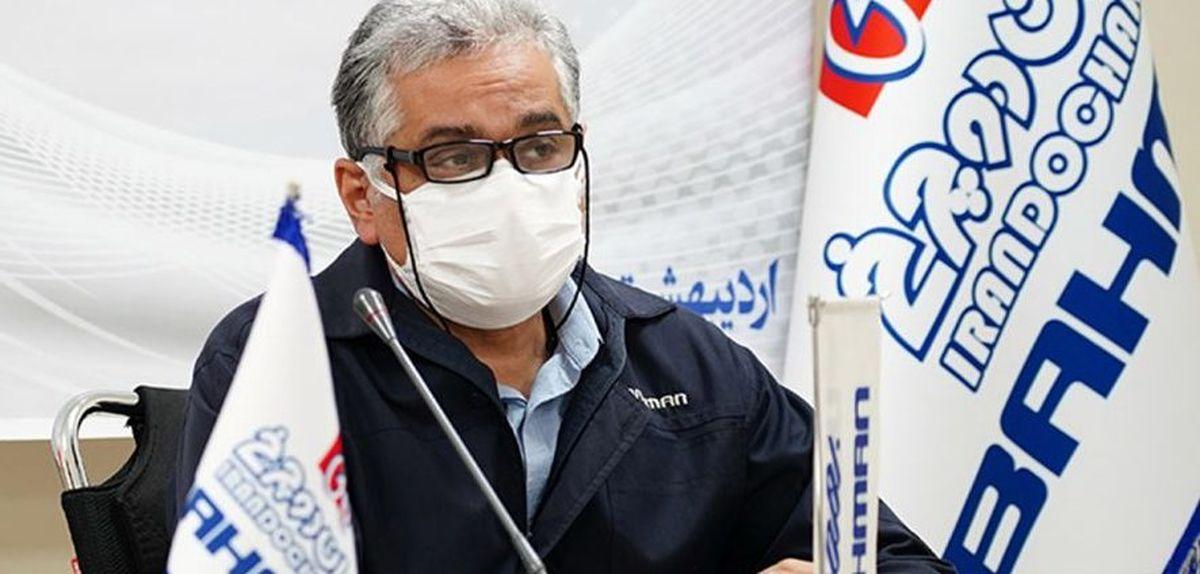فروش اینترنتی چهار محصول ایران دوچرخ آغاز میشود