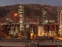 ۱۵میلیون متر مکعب گاز به ظرفیت تولید پارس جنوبی اضافه شد