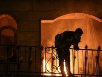 دیشب در خیابان شریعتی چه خبر بود؟ +عکس
