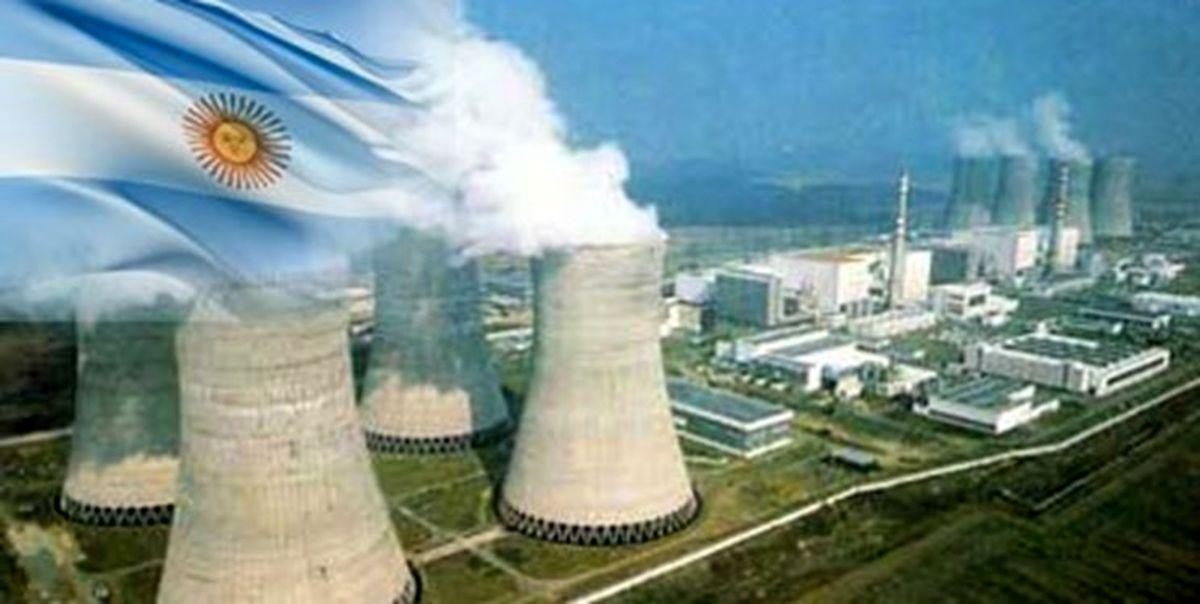 رایزنی آرژانتین با شرکت روس اتم برای ساخت نیروگاه اتمی