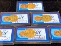 بهای طلا و ارز در بازار امروز