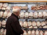 عرضه مرغ بالای ۱۸هزار تومان تخلف است