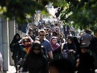 جمعیت ایران ٨۰  میلیونی شد