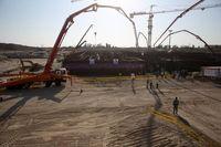 روسیه مشکلی برای ساخت واحدهای جدید نیروگاه بوشهر ندارد
