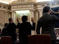 مناقشه در کنگره بر سر قابل استیضاح بودن جرائم ترامپ