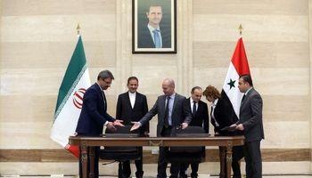 جهانگیری در سوریه +عکس