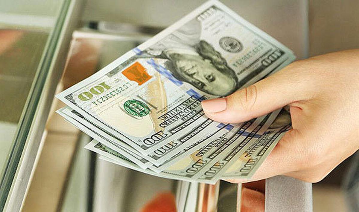 دلار مجددا ارزان شد/ کاهش قیمت دلار آزاد به ۲۵۷۰۰تومان