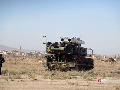 قاتل موشکهای آمریکا در سوریه +عکس