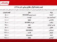 قیمت پرفروشترین انواع بخاری برقی+جدول