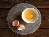 درباره مصرف تخم مرغ خام!