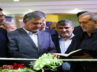 افتتاح نمایشگاه دستاوردهای بخش تعاون کشور در مجلس