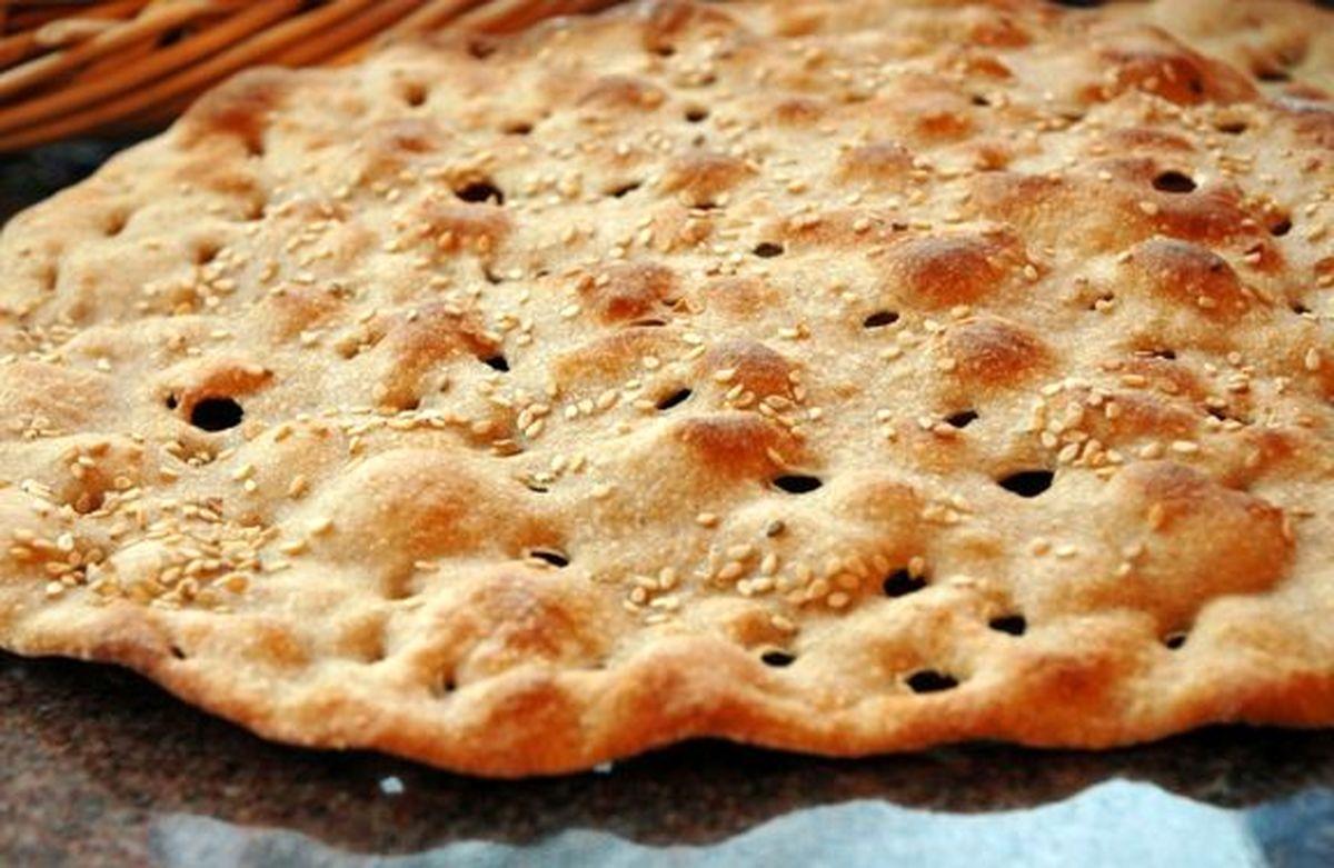 ۳۰۰۰ تومان؛ قیمت جدید نان سنگک