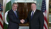 دیدار وزیران خارجه آمریکا و پاکستان درباره ایران