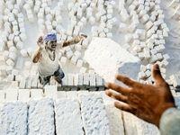 کارگران معدن در عکس روز نشنال جئوگرافیک +عکس