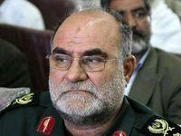فرمانده قرارگاه سپاه هنگام تنظیف سلاح شخصی درگذشت