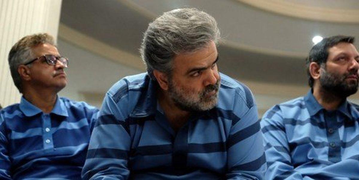 رئیس پدیده به حبس ابد محکوم شد