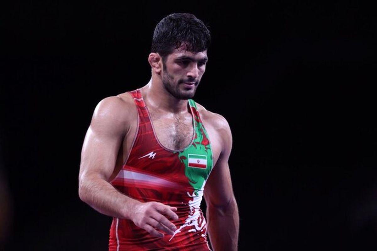 برنامه ایران در روز سیزدهم المپیک ۲۰۲۰